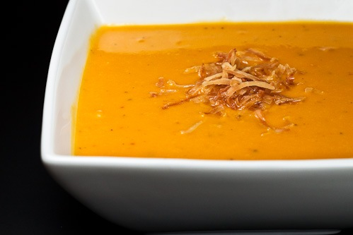 Thai Curry and Coconut Butternut Squash Soup ...