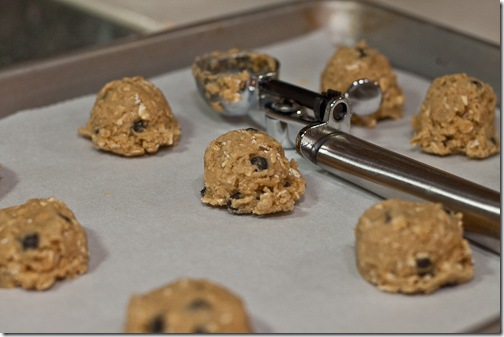 oatmeal blueberry cookies-3